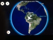 Auf dem Weg nach Lima