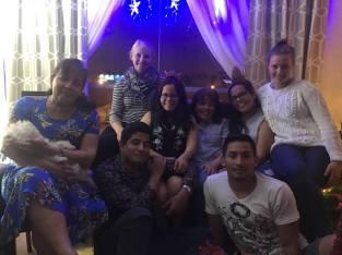 ein Bruchteil meiner Familie