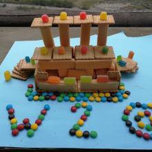 Süßigkeitenhaus